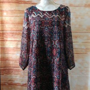 Buckle Daytrip dress. Size L